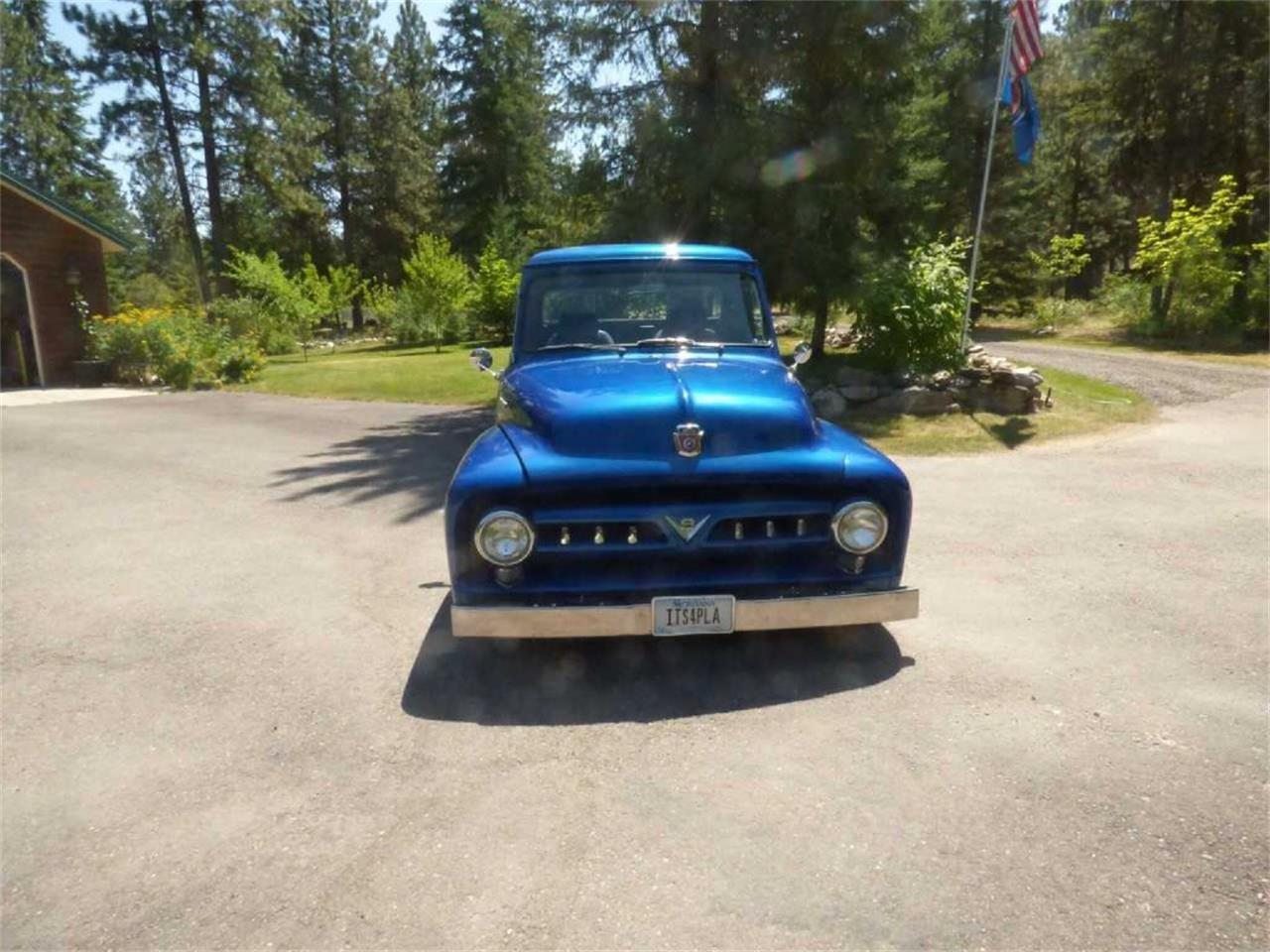 1953 Ford F100 (CC-1089609) for sale in West Pittston, Pennsylvania