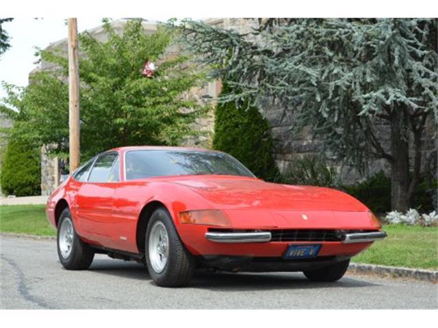 1971 Ferrari 365 GTB/4 Daytona (CC-1089825) for sale in Astoria, New York