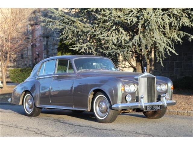 1964 Rolls-Royce Silver Cloud (CC-1091073) for sale in Astoria, New York