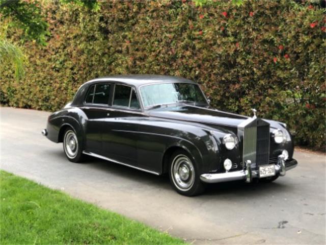 1962 Rolls-Royce Silver Cloud II (CC-1091094) for sale in Astoria, New York