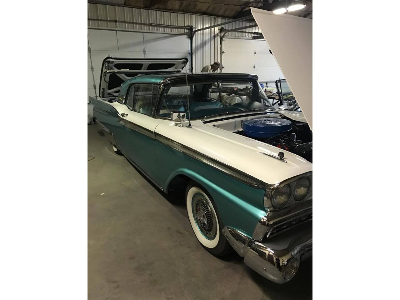 1959 Ford Galaxie 500 (CC-1091209) for sale in West Pittston, Pennsylvania