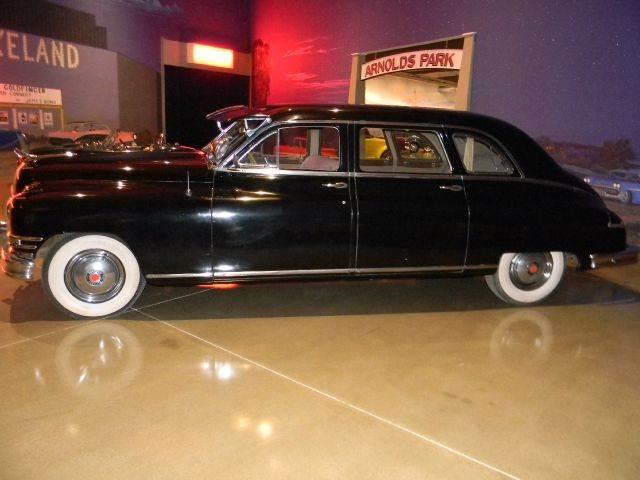 1949 Packard Super 8 Deluxe