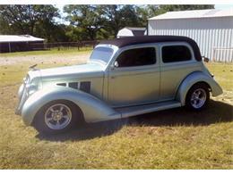 1935 Plymouth Tudor Sedan Custom (CC-1091506) for sale in Tulsa, Oklahoma