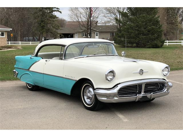 1956 Oldsmobile 98 (CC-1091517) for sale in Maple Lake, Minnesota