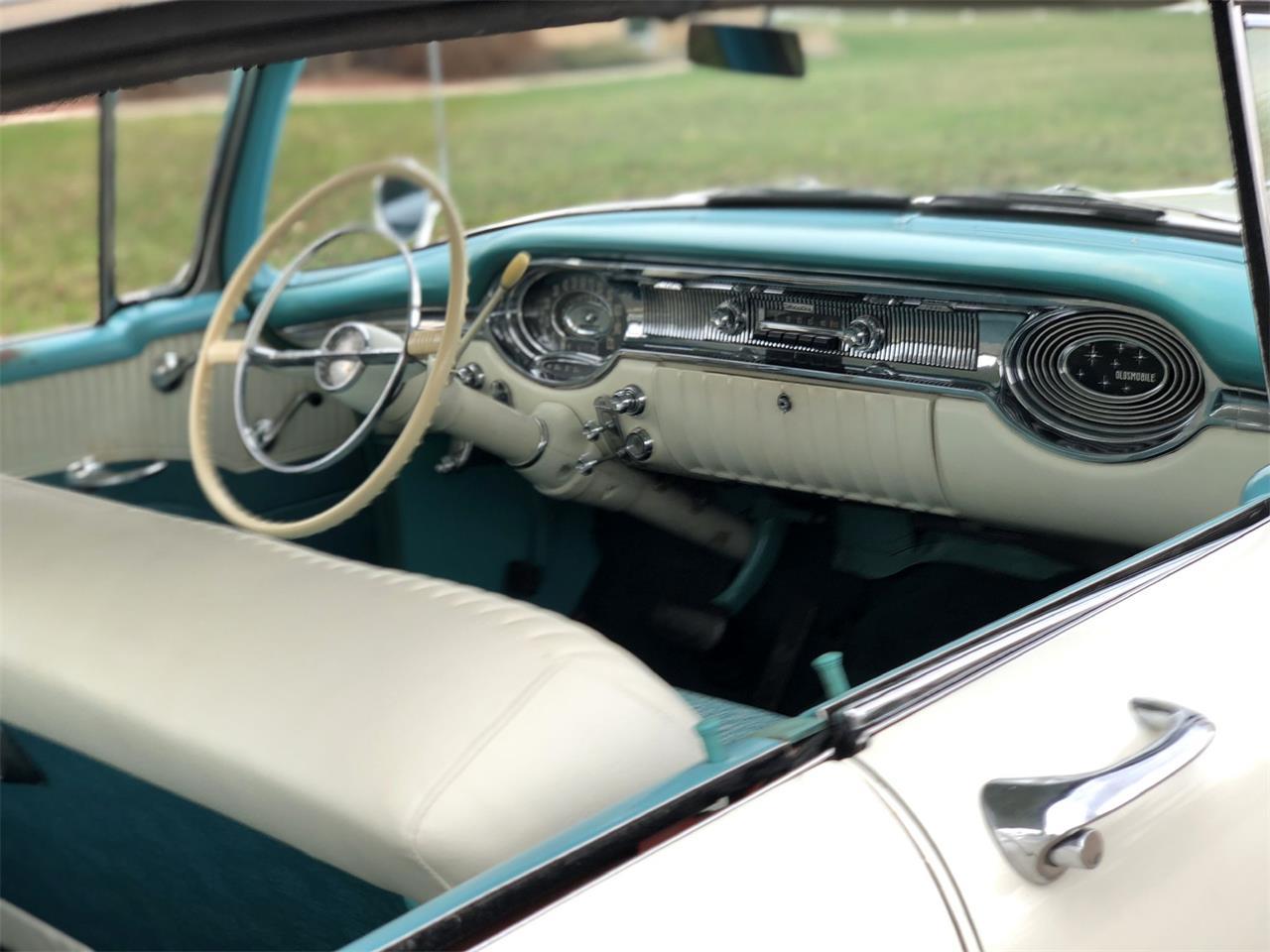 1956 Oldsmobile 98 (CC-1091517) for sale in Maple Lake, Minnesota