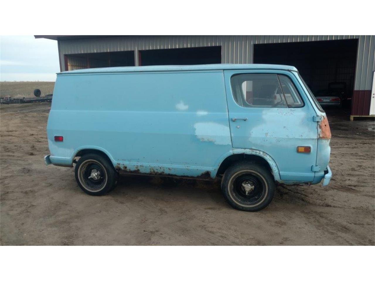 1969 Chevrolet Van (CC-1091629) for sale in Parkers Prairie, Minnesota