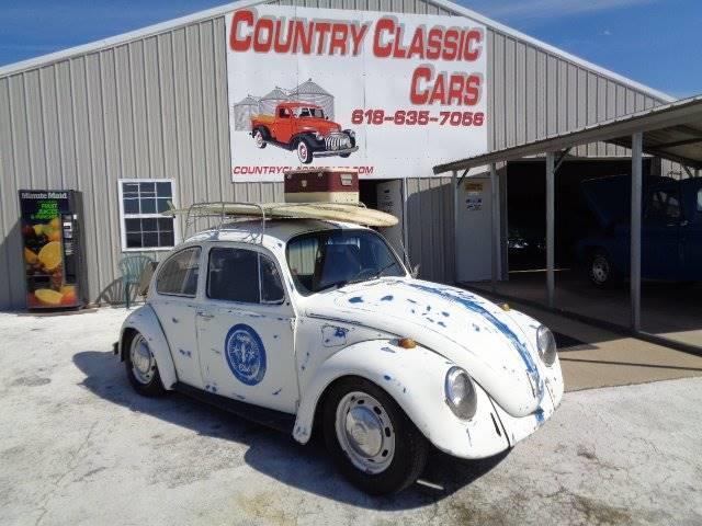 1969 Volkswagen Beetle (CC-1091807) for sale in Staunton, Illinois