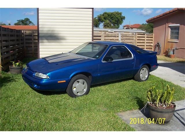 1992 Dodge Daytona (CC-1091915) for sale in Miami, Florida