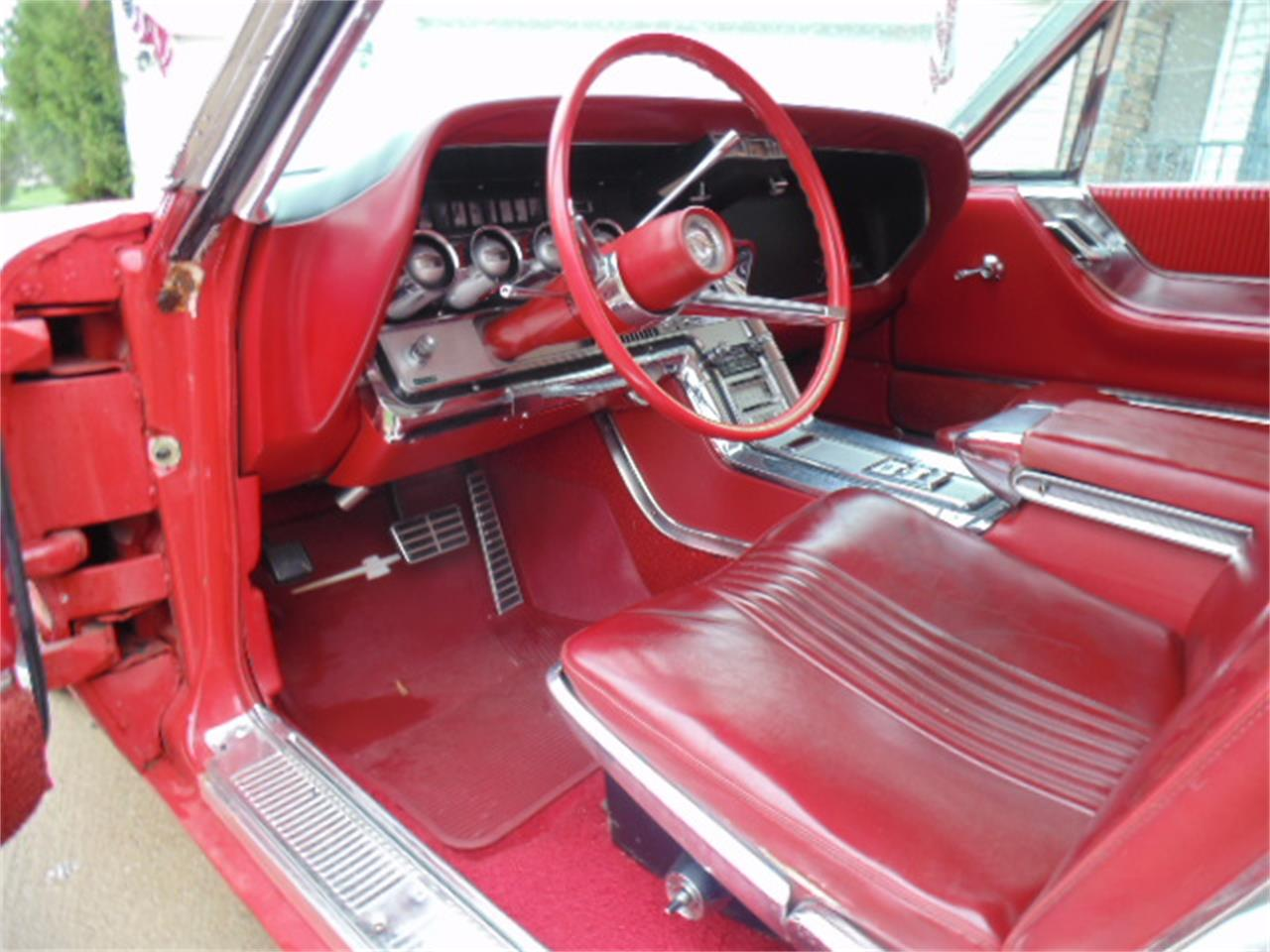 1964 Ford Thunderbird (CC-1091932) for sale in Rochester,Mn, Minnesota