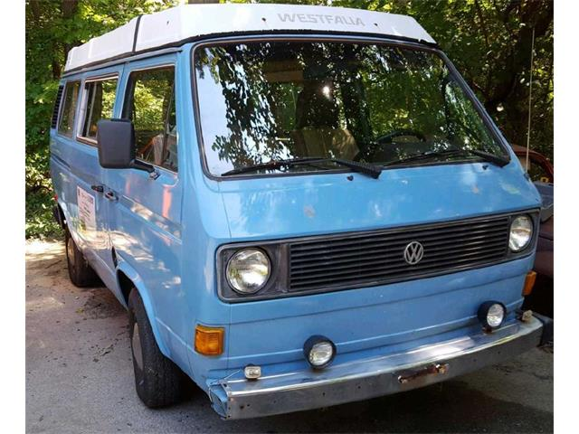 1982 Volkswagen Vanagon (CC-1090208) for sale in West Pittston, Pennsylvania