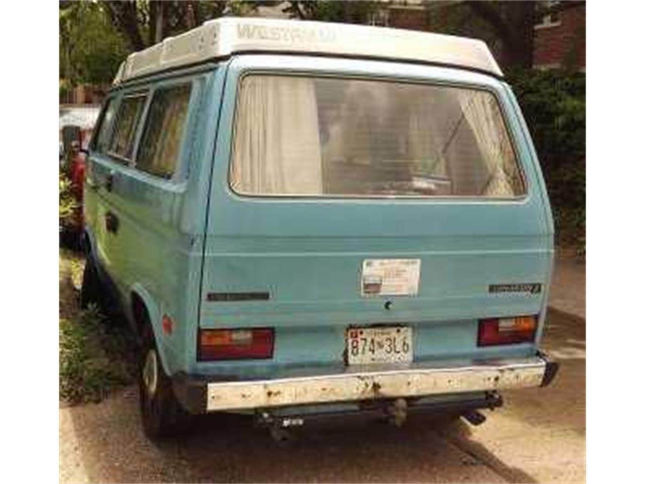 1982 Volkswagen Vanagon (CC-1090208) for sale in West Pittston, Pennsylvania