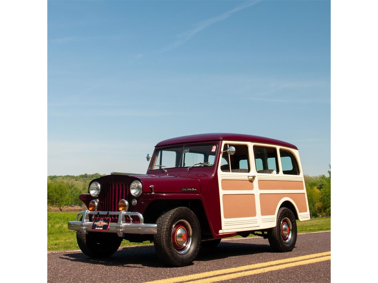 1947 Willys 4 63 Wagon For Sale Classiccars Com Cc 1092099