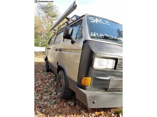 1987 Volkswagen Vanagon (CC-1090212) for sale in West Pittston, Pennsylvania