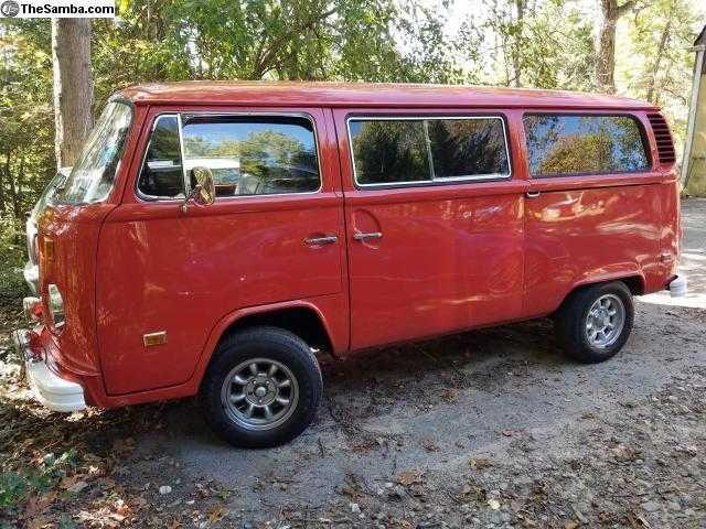 1973 Volkswagen Transporter (CC-1090215) for sale in West Pittston, Pennsylvania