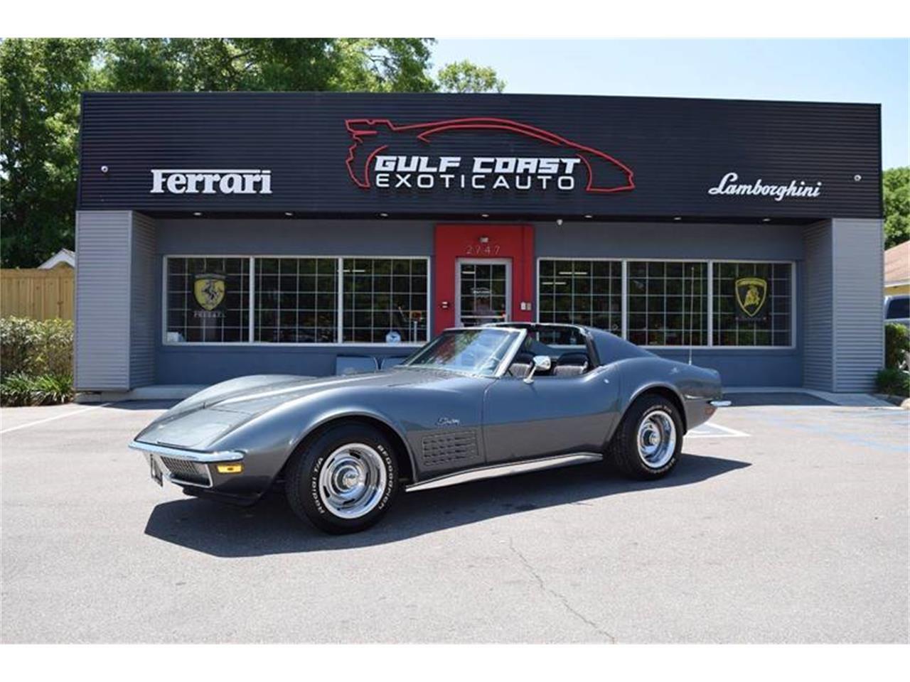 1970 Chevrolet Corvette (CC-1092201) for sale in Biloxi, Mississippi
