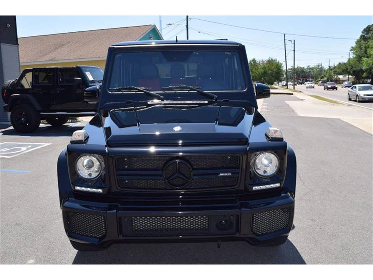 2016 Mercedes-Benz G-Class (CC-1092294) for sale in Biloxi, Mississippi