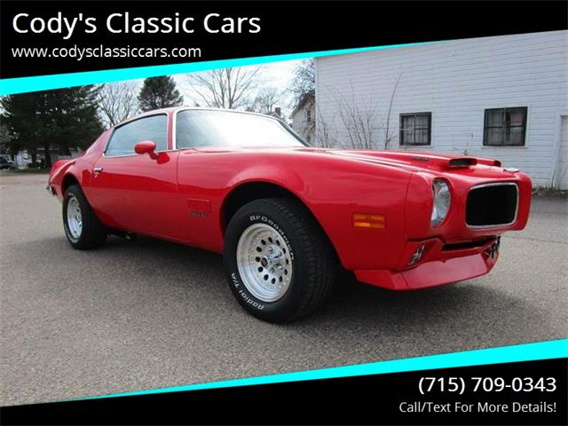 1971 Pontiac Firebird (CC-1090230) for sale in Stanley, Wisconsin