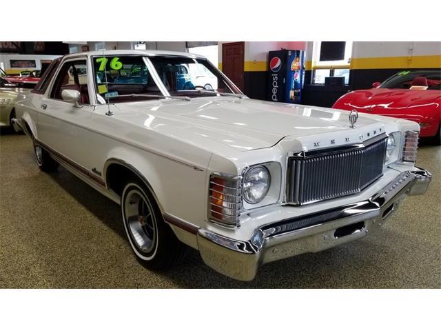 1976 Mercury Monarch For Sale Classiccars Com Cc 1092796
