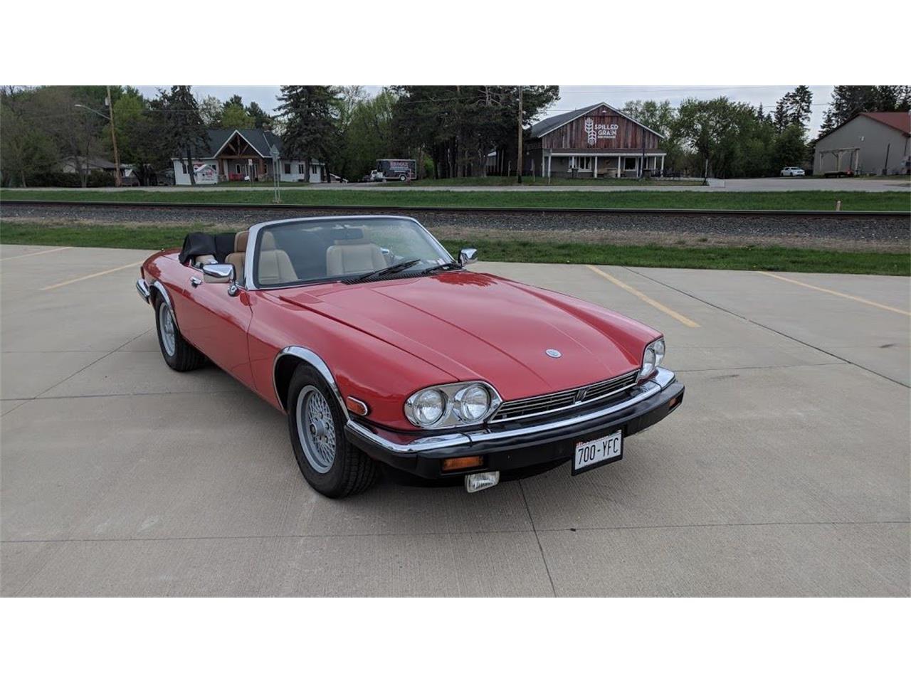 1989 Jaguar XJ for Sale   ClassicCars.com   CC-1092798