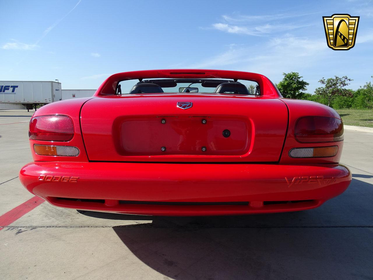 1995 Dodge Viper (CC-1092845) for sale in DFW Airport, Texas