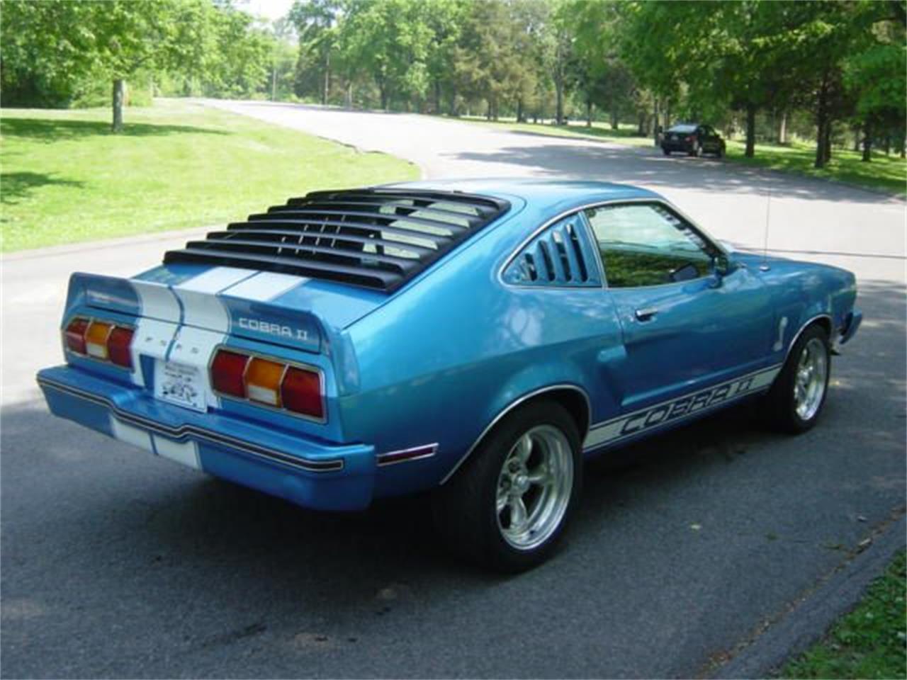 1977 Ford Mustang II Cobra for Sale | ClassicCars.com | CC-1092888