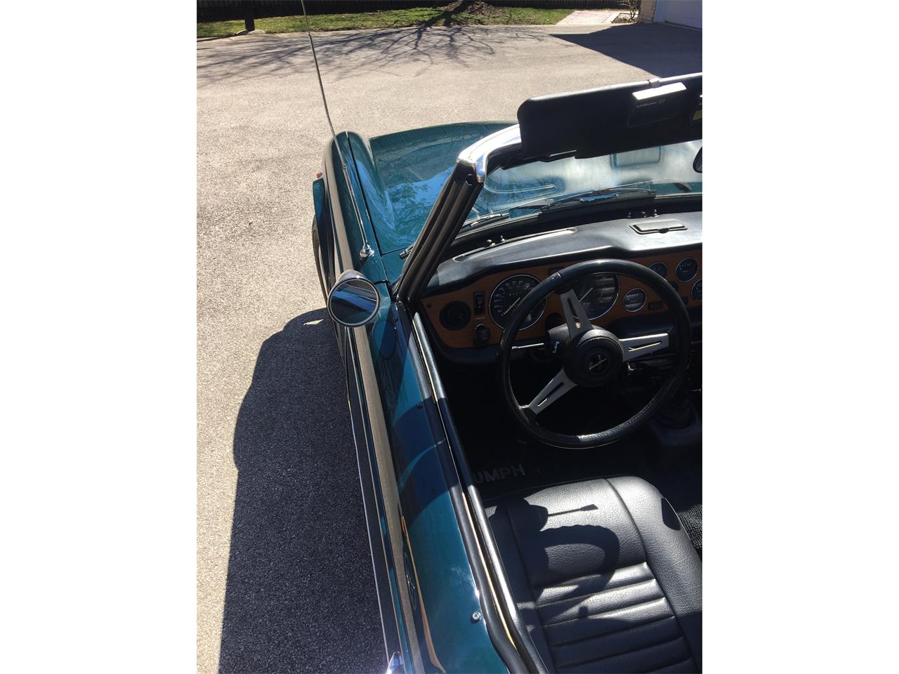 1974 Triumph TR6 (CC-1090297) for sale in Highland Park, Illinois