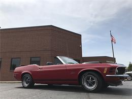 1970 Ford Mustang (CC-1093001) for sale in Geneva , Illinois