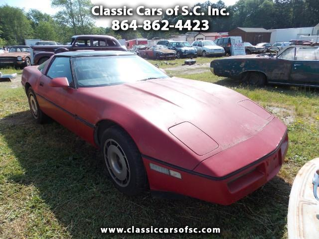 1985 Chevrolet Corvette (CC-1093070) for sale in Gray Court, South Carolina