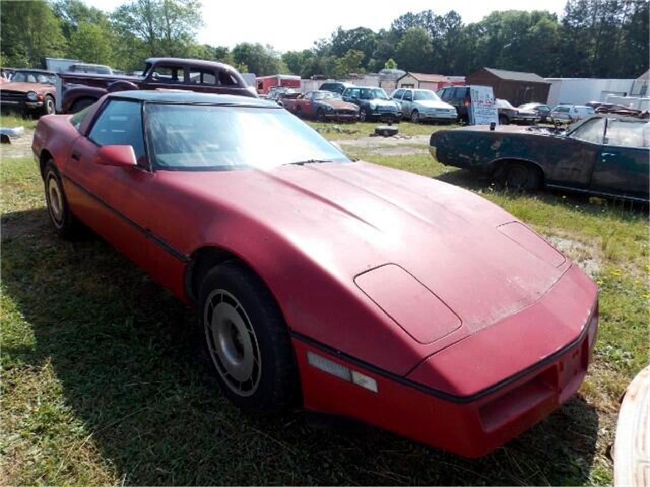 1985 Chevrolet Corvette (CC-1093070) for sale in Gray Court, South Carolina