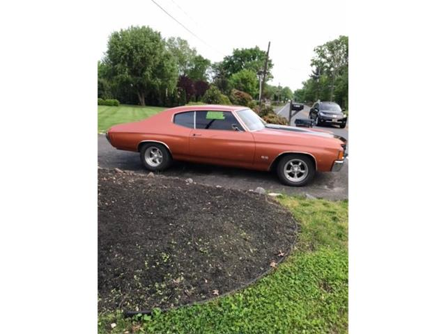1972 Chevrolet Malibu (CC-1093193) for sale in West Pittston, Pennsylvania
