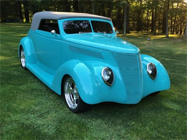 1937 Ford Cabriolet (CC-1093257) for sale in Greensburg, Pennsylvania