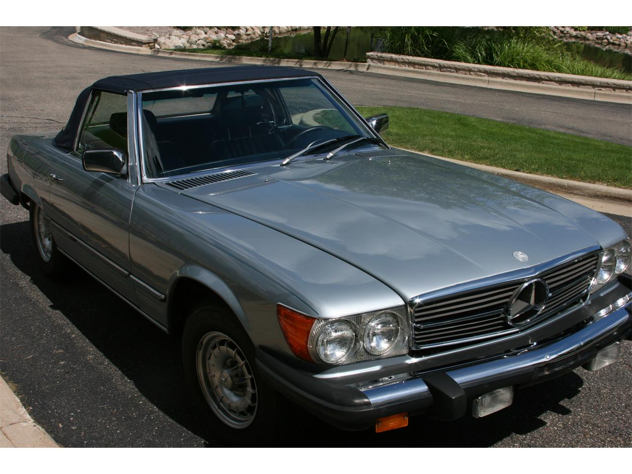 1982 Mercedes-Benz 380SL (CC-1093284) for sale in BLOOMFIELD HILLS, Michigan