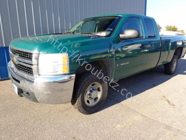 2007 Chevrolet Silverado (CC-1093305) for sale in Lake Crystal , Minnesota
