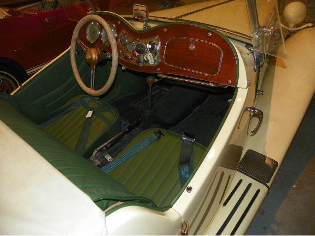 1953 MG TD (CC-1093389) for sale in West Okoboji, Iowa