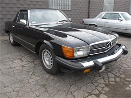 1975 Mercedes-Benz 450SL (CC-1093902) for sale in Troy, Michigan