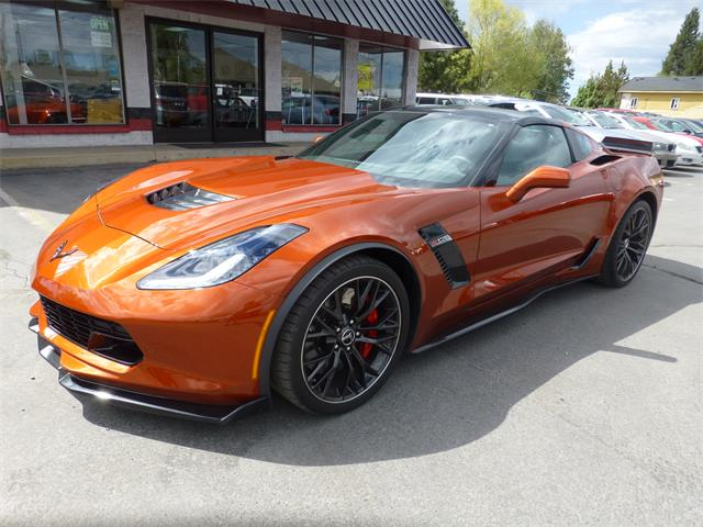 2015 Chevrolet Corvette Z06 (CC-1094042) for sale in Bend, Oregon