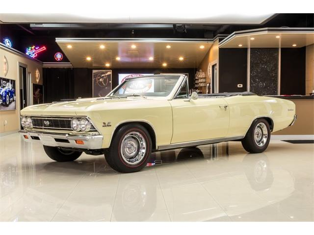 1966 Chevrolet Chevelle (CC-1094336) for sale in Plymouth, Michigan