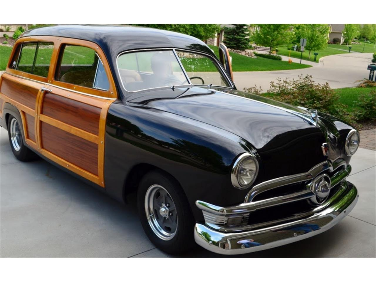 1950 Ford Woody Wagon (CC-1090458) for sale in Minneapolis, Minnesota