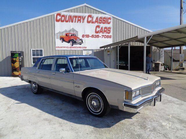 1983 Oldsmobile 98 (CC-1094596) for sale in Staunton, Illinois
