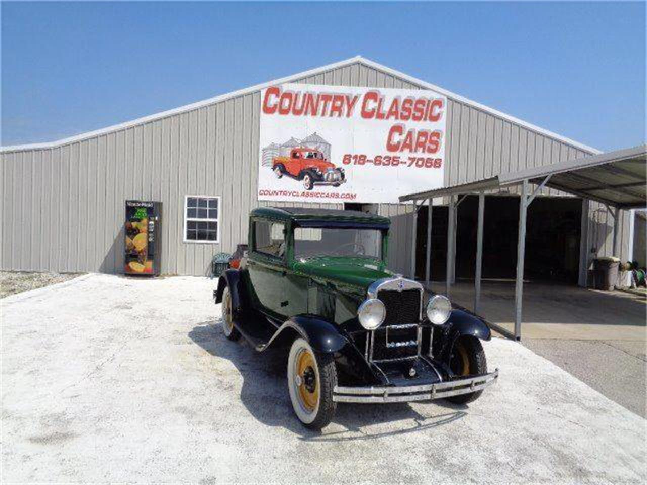 1930 Chevrolet 3-Window Pickup (CC-1094605) for sale in Staunton, Illinois