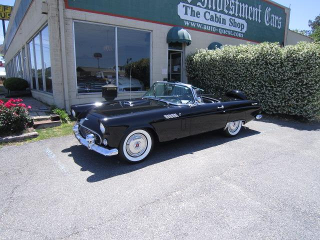 1956 Ford Thunderbird (CC-1094722) for sale in Tifton, Georgia