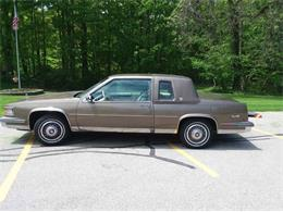 1986 Cadillac Coupe DeVille (CC-1094723) for sale in Kirtland, Ohio