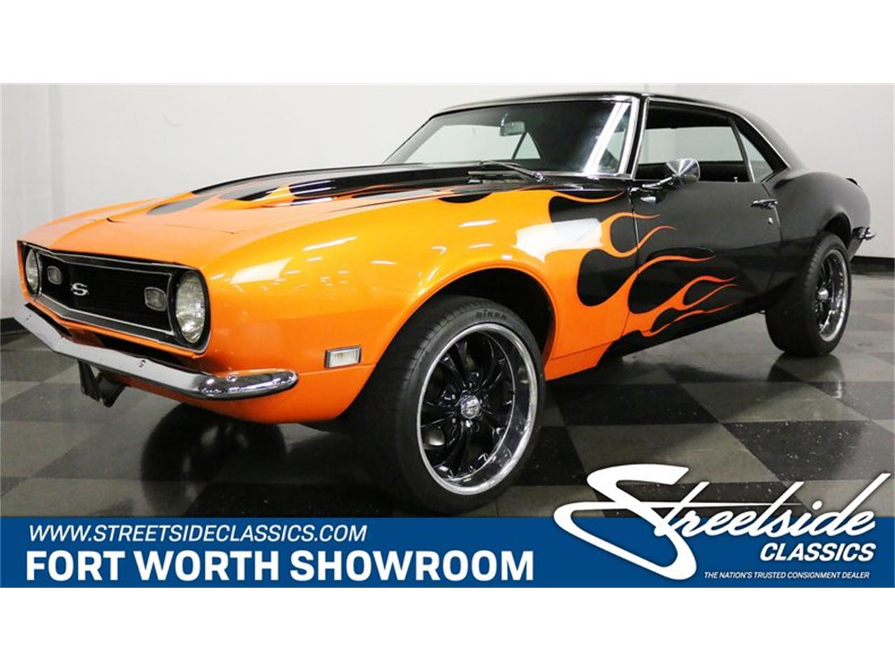 1968 Chevrolet Camaro (CC-1095002) for sale in Ft Worth, Texas