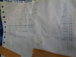 1970 Ford Galaxie (CC-1090515) for sale in Staunton, Illinois