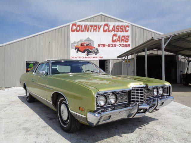 1972 Ford LTD (CC-1090528) for sale in Staunton, Illinois