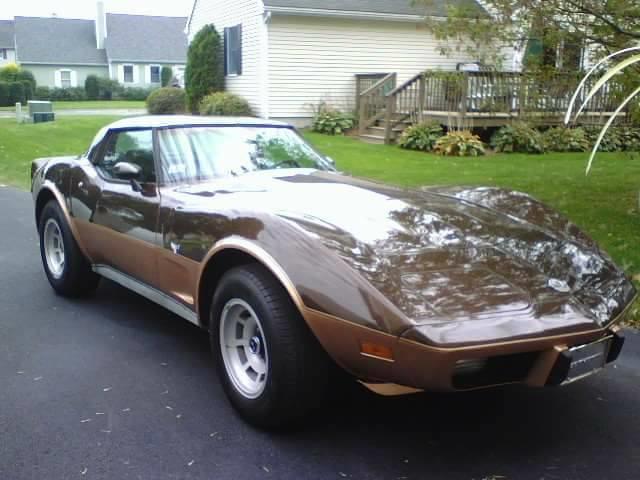 1978 Chevrolet Corvette (CC-1095482) for sale in Andover, Massachusetts