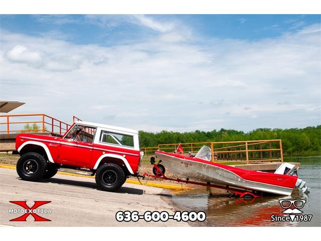 1960 Redfish Boat (CC-1095521) for sale in St. Louis, Missouri