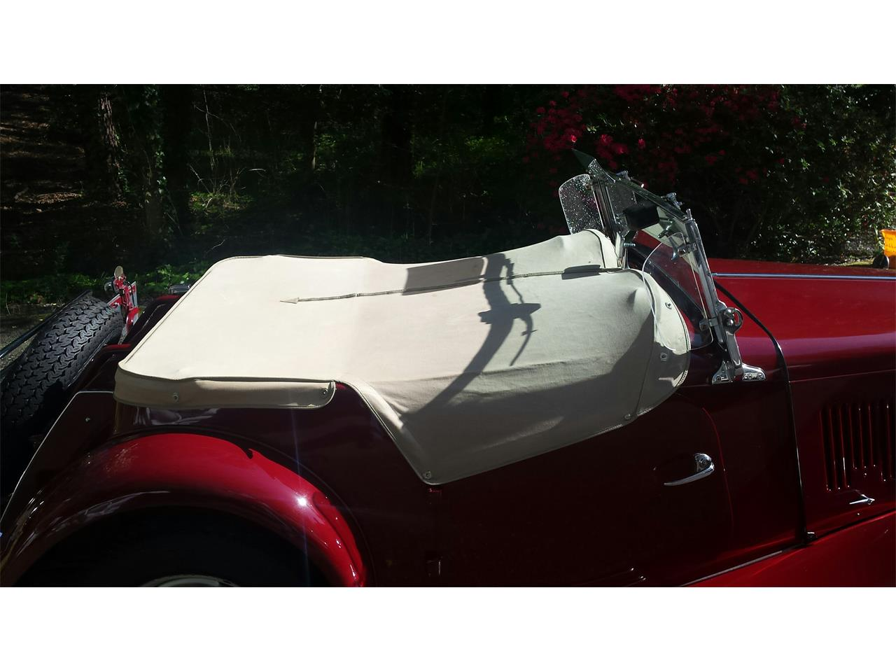 1952 MG TD (CC-1090569) for sale in North Chesterfield, Virginia