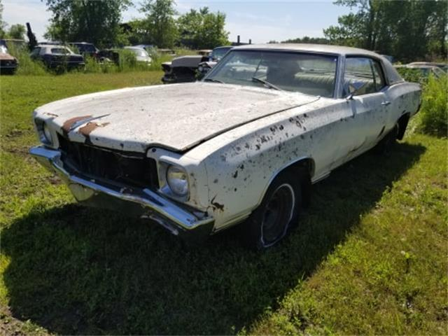 1972 Chevrolet Monte Carlo (CC-1095793) for sale in Crookston, Minnesota