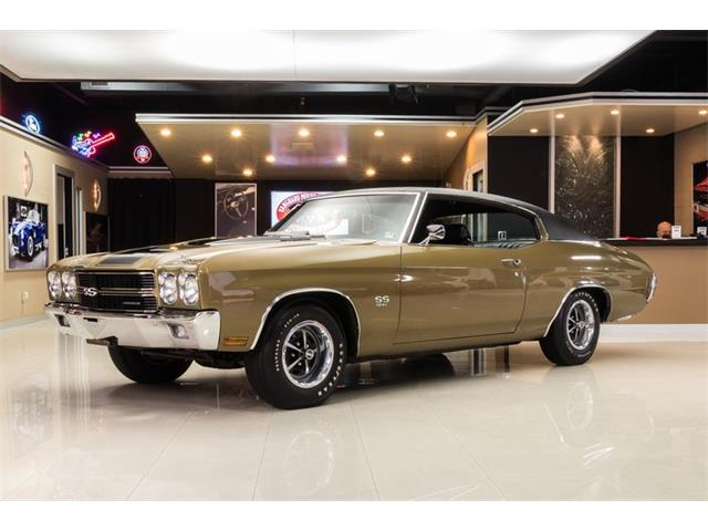 1970 Chevrolet Chevelle (CC-1095899) for sale in Plymouth, Michigan